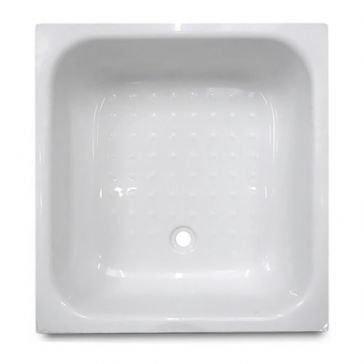 "Caravan/Motorhome SHOWER TRAY 25"" X 27"" WHITE"
